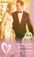 Mardie og bylægen / En stolt mand - Marion Lennox, Lucy Gordon
