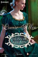 Celina og baronen - Louise Allen