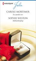 En uønsket arv/Midnatsbryllup - Carole Mortimer, Sophie Weston