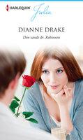 Den sande dr. Robinson - Dianne Drake
