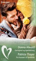 Kærlighed og bjældeklang / Fra husvært til familiefar - Donna Alward, Patricia Thayer