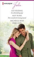 En almindelig pige/Den sexede forretningsmand/Glemte minder - Michelle Reid, Liz Fielding, Ally Blake