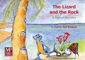 Lizard and the Rock - Joanne Ball-Burgess