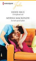 Fortryllende tæt/En helt speciel aftale - Heidi Rice, Myrna Mackenzie