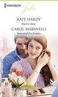 Hjerter dame / Som sendt fra Himlen - Carol Marinelli,Kate Hardy