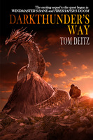 Darkthunder's Way - Tom Deitz