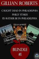 The Amanda Pepper Mysteries: Bundle 1 - Gillian Roberts