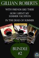 The Amanda Pepper Mysteries: Bundle 2 - Gillian Roberts