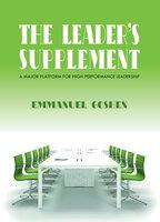 The leaders supplement - Emmanuel Goshen
