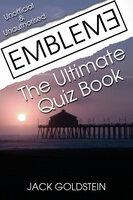 Emblem3 - The Ultimate Quiz Book - Jack Goldstein