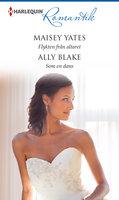 Flykten från altaret / Som en dans - Maisey Yates,Ally Blake