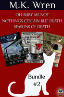 The Conan Flagg Mysteries - Bundle 2 - M.K. Wren