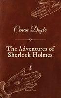 The Adventures of Sherlock Holmes - Conan Doyle