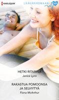 Hetki ritarina / Rakastua pomoonsa ja selviytyä - Fiona McArthur, Janice Lynn