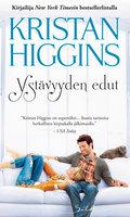 Ystävyyden edut - Kristan Higgins