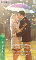 Muisto suudelmasta / Aika rikkoa, aika hyvittää - Louisa George, Amalie Berlin
