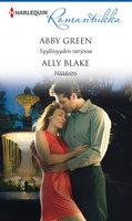 Syyllisyyden varjossa / Häädeitti - Ally Blake,Abby Green