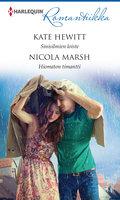 Sinisilmien loiste / Hiomaton timantti - Nicola Marsh,Kate Hewitt