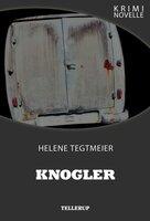 Kriminovelle - Knogler - Helene Tegtmeier