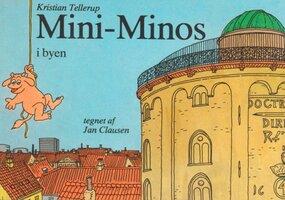 Mini-Minos #4: Mini-Minos i byen - Kristian Tellerup