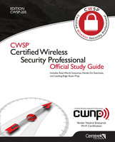 Certified Wireless Security Professional Official Study Guide - Tom Carpenter