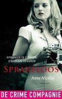 Sprakeloos - Anne Nicolai