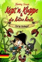 Käpt'n Klappe und die Katze Kralle #3: Tief im Dschungel - Flemming Schmidt