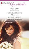 Viattomuuden yö / Paljas totuus / Molly Cooperin unelmatreffit - Barbara Hannay,India Grey,Natalie Anderson