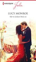 Når to verdener bliver en - Lucy Monroe