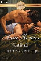 Hjertets stærke vilje - Anne Herries