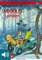 Marius Midtimellem: Marius i junglen - Line Kyed Knudsen