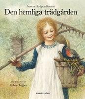 Den hemliga trädgården - Frances Hodgson