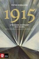 Stridens skönhet och sorg 1915 - Peter Englund