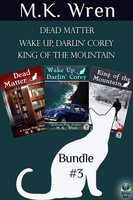 The Conan Flagg Mysteries - Bundle 3 - M.K. Wren