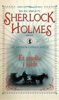 Et studie i rødt. En Sherlock Holmes krimi. - Sir Arthur Conan Doyle