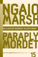 Paraplymordet - Ngaio Marsh