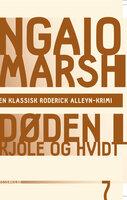 Døden i kjole og hvidt - Ngaio Marsh