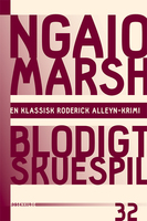 Blodigt skuespil - Ngaio Marsh