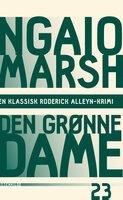 Den grønne dame - Ngaio Marsh