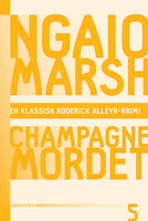 Champagnemordet - Ngaio Marsh