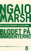 Blodet på tangenterne - Ngaio Marsh