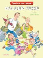 Familien von Hansen holder ferie - Dorte Roholte