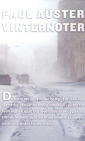 Vinternoter - Paul Auster