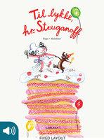 Til lykke, hr. Struganoff - en tællebog - Kim Fupz Aakeson