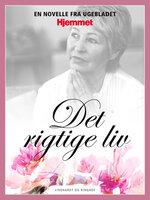 Det rigtige liv - Pauline Bøgh