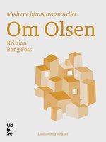 Om Olsen - Kristian Bang Foss