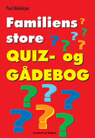 Familiens store quiz og gådebog - Poul Malmkjær