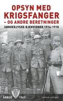 Opsyn med krigsfanger - og andre beretninger - Diverse forfattere