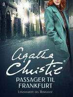 Passager til Frankfurt - Agatha Christie
