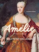 Amélie – en fransk prinsesse i Danmark - Niels Peter Juel Larsen